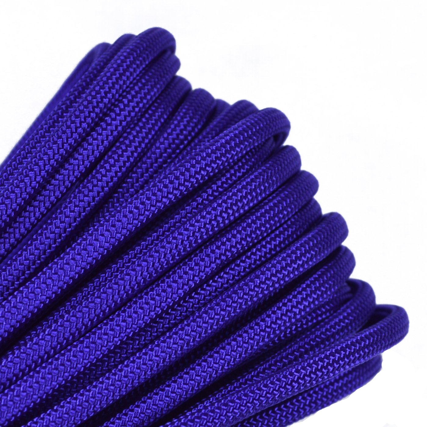 Acid Purple Mil-Spec Commercial Grade 550lb Type III Nylon Paracord - 50 Feet