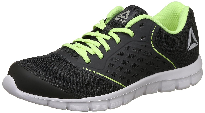 Guide Stride Run Black Shoes-7 UK