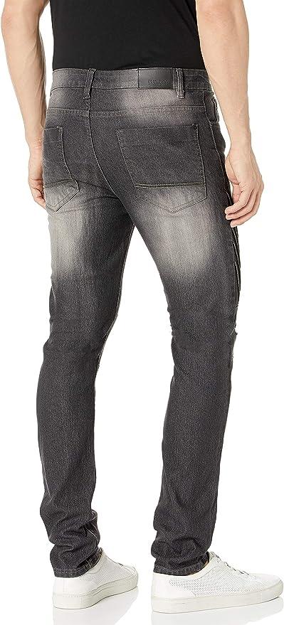 Southpole Mens 9180 Signiture Skinny Fit Fashion Denim Pants