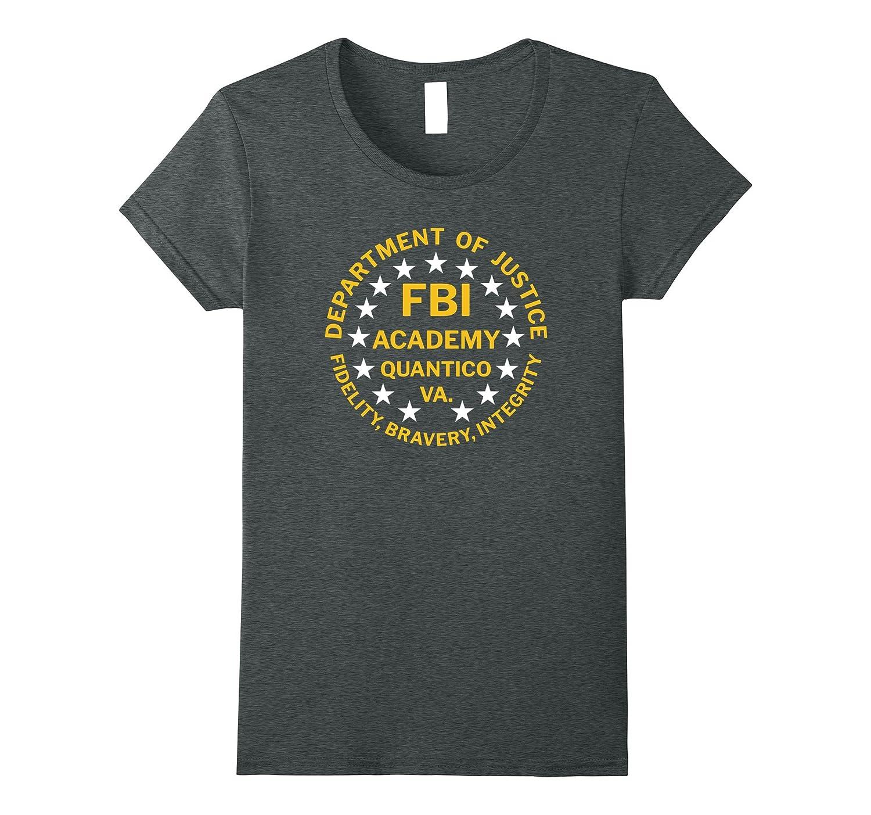 Mens FBI Academy Quantico Shirt-Tovacu
