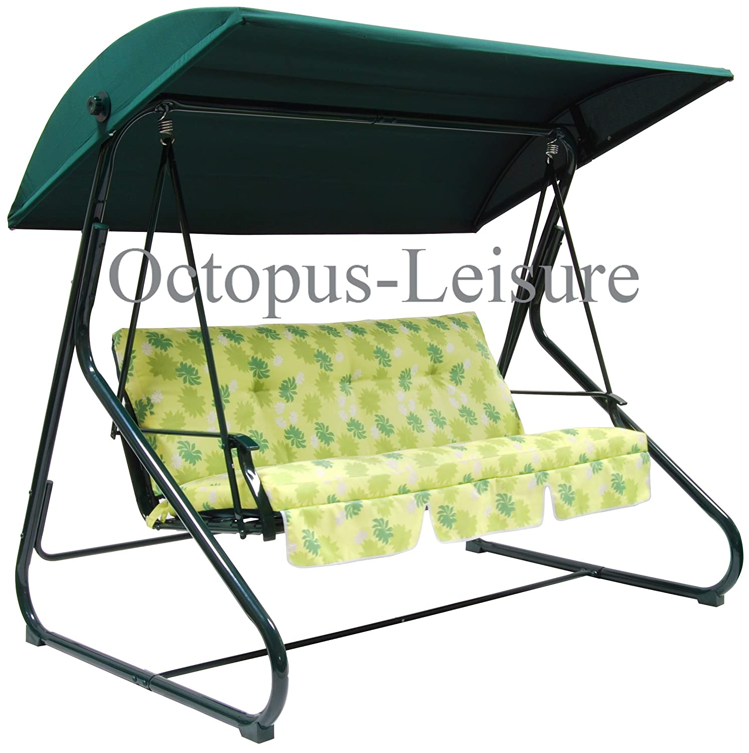 replacement b u0026q sorrento   sicily green cloth canopy  only  for swing garden hammock  amazon co uk  garden  u0026 outdoors replacement b u0026q sorrento   sicily green cloth canopy  only  for      rh   amazon co uk