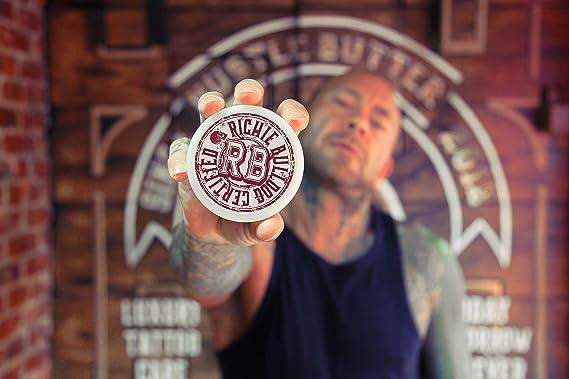 Hustle Butter Deluxe | Producto vegano para el cuidado de tatuajes ...