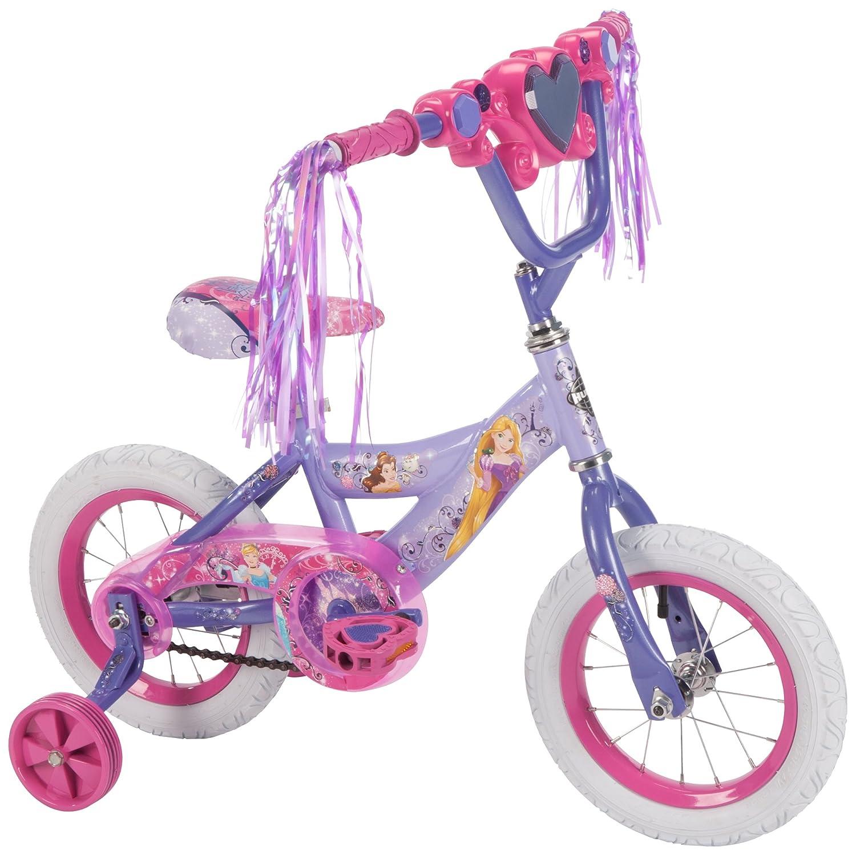 Disney ディズニープリンセス 12インチ 子供用自転車(3~5歳用) B000JFDCYM