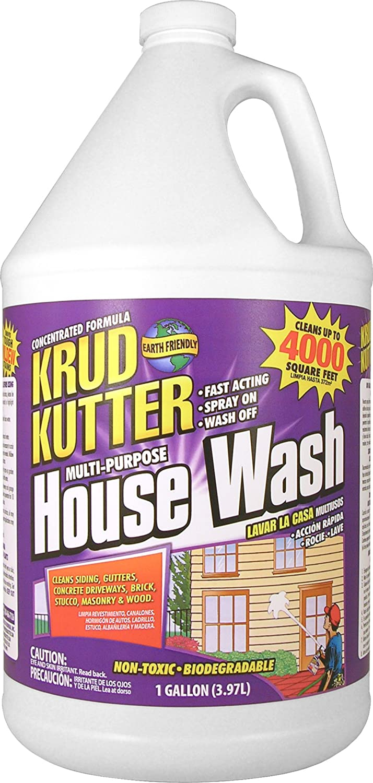 (1 gal, Clear) - Krud Kutter HW01 Clear House Wash with Mild Odour, 3.8l B005FMZ3FU  1