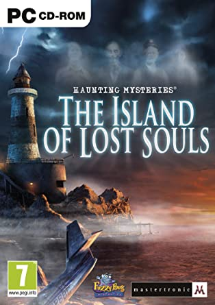 Haunting Mysteries: The Island of Lost Souls (PC DVD