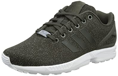 adidas zx flux nere brillantinate