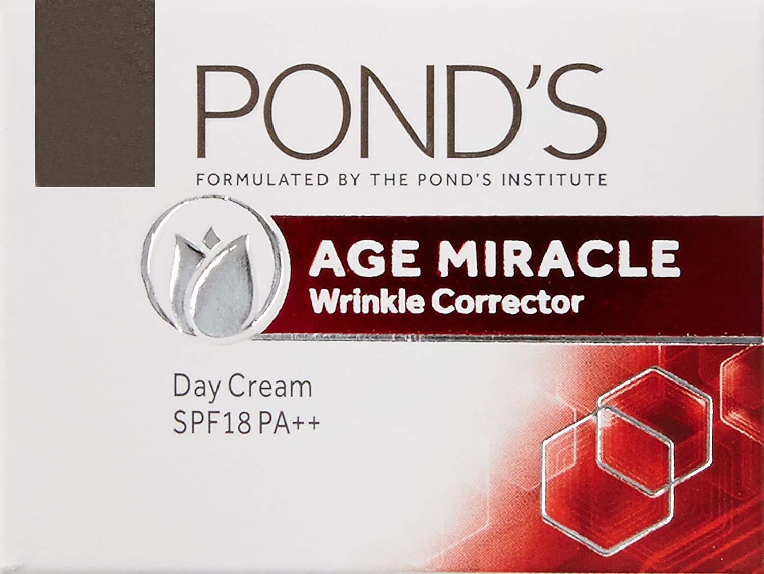 Ponds Age Miracle Wrinkle Corrector Spf 18 Pa Day Cream 10g Jar 50 G Cloudtail India