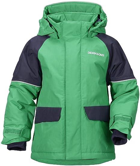 27b1b2dbcb25 Didriksons Ese Kids Jacket  Amazon.co.uk  Clothing