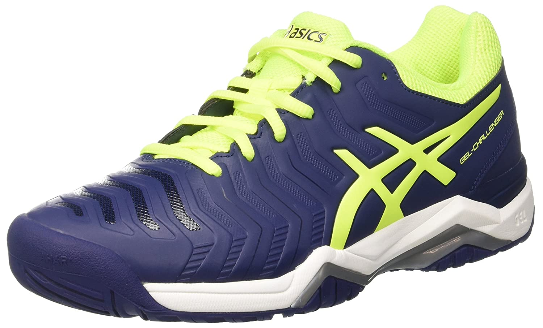 Asics Gel-Challenger 11, Chaussures de Tennis Homme E703Y