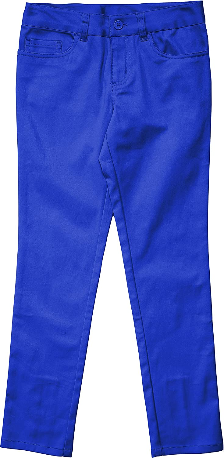 French Toast School Uniform Girls Skinny FIT 5-Pocket Pants