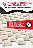iPrimio Non Slip Area Rug Pad Gripper 5x3 for