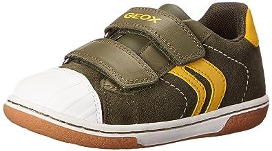 1bbb1501684b5 Amazon.com | Geox Baby Flick Boy 25 Sneaker (Toddler) | Sneakers