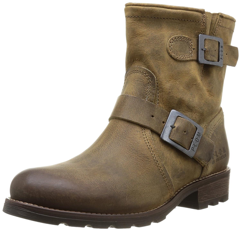 Boots Palladium Femme Marron