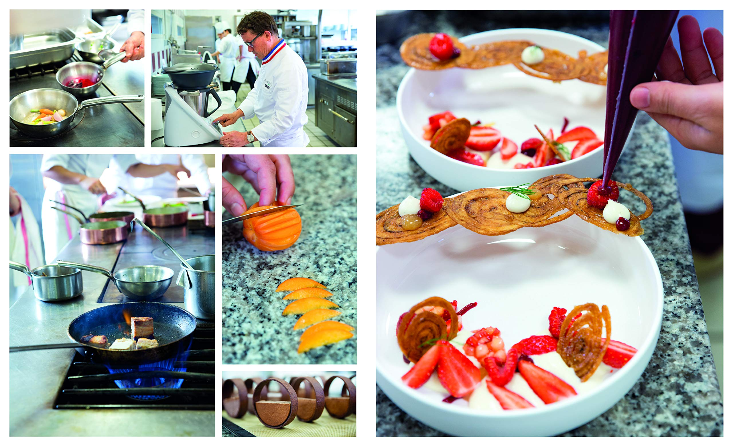 Amazon Fr Un Chef Dans Ma Cuisine Avec Thermomix 9 Chefs