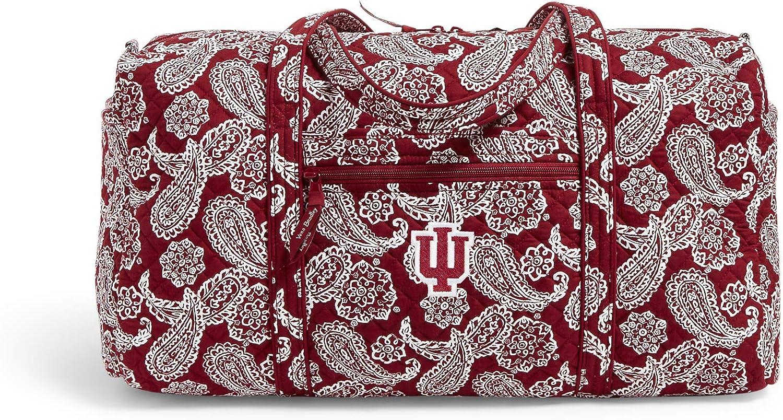Vera Bradley Collegiate Large Travel Duffle Bag (Multiple Teams Available)