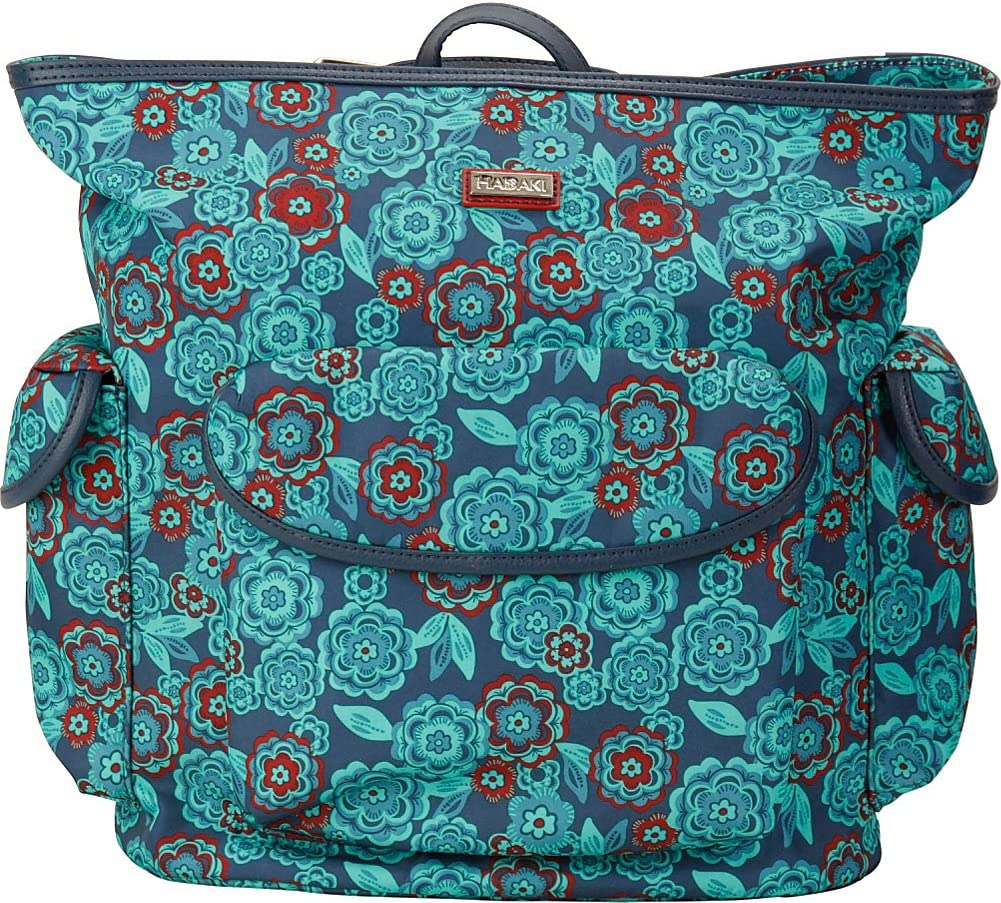 Hadaki City Backpack Ocean Solid