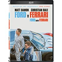 Ford v Ferrari (DVD) (Bilingual)
