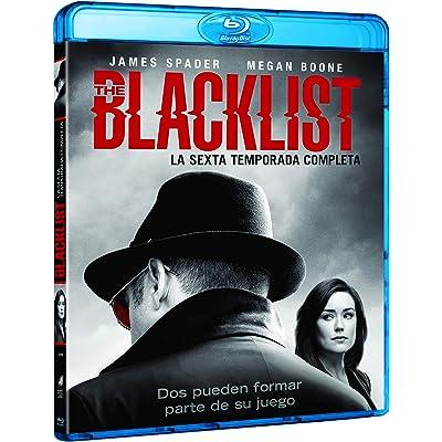 The Blacklist - Temporada 6 (BD) [Blu-ray]
