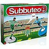 Subbuteo Playset Real Betis Balompié (Producto Oficial): Amazon.es: Deportes y aire libre