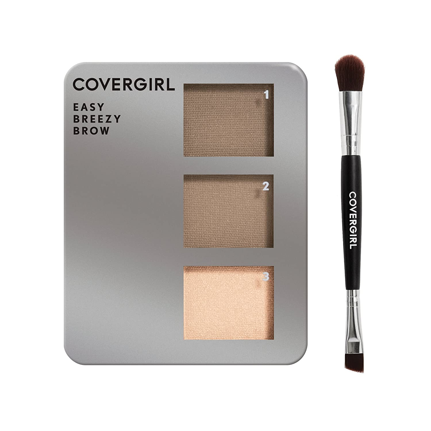 COVERGIRL - Easy Breezy Brow Powder Kit - Packaging May Vary Coty