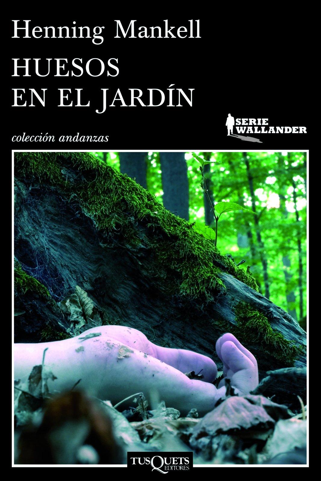 SPA-HUESOS EN EL JARDIN (Serie Wallander): Amazon.es: Mankel, Henning: Libros