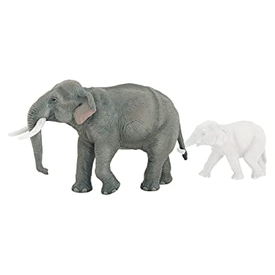 Papo 50131 - Figurine - Animaux - Eléphant d'Asie