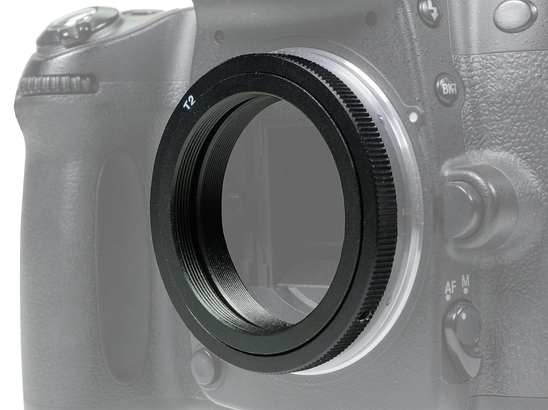 Drr T2 Adapter Fr Om Micro 4 3 Kamera Panasonic Lumix Dmc Gf2 Kit 14 42mm Paket
