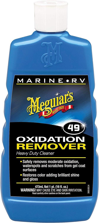 Meguiar's M4916 Marine/RV Heavy Duty Oxidation Remover, 16 Fluid Ounces: Automotive