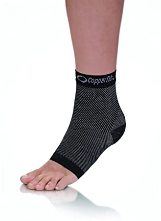 df14ba2080 Image Unavailable. Image not available for. Color: Copper Fit Unisex  Advanced Support Ankle Sleeve ...