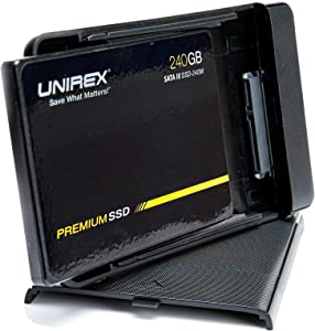 240GB Portable External SSD SATA LLL Solid State Drive 3D TLC/QLC