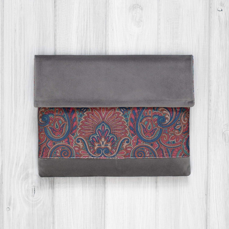 étui/housse / sleeve/pochette pour tablette iPad Pro Air Mini 9.7 10,5 12.9 tissu velours