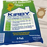 Amazon Price History for:6 Kirby Cloth F Style Vacuum Bags Sentria II Ultimate G Diamond G6 G5 G4 204811