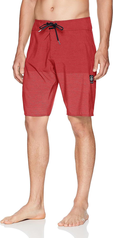 Volcom Mens Standard Lido Heather Mod 20 Boardshort
