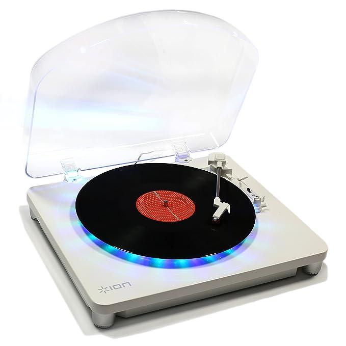 ION Photon LP - Tocadiscos de tres velocidades: Amazon.es: Electrónica