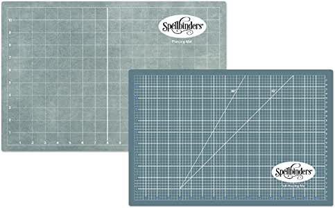 Spellbinders T-004 Pierce/Self-Heal Mat Magnetic Handy Mat