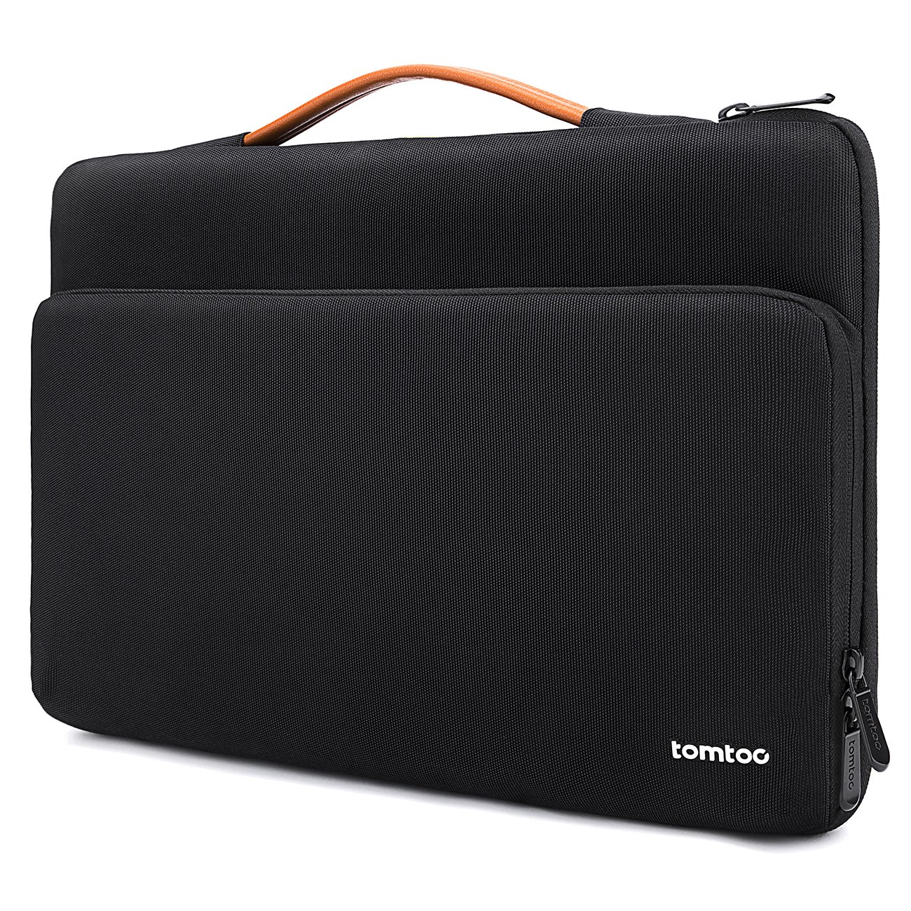 "tomtoc 360° Protective Laptop Case Handle Sleeve Fit for Lenovo ThinkPad 14 | 15"" MacBook Pro Touch Bar A1990 A1707 