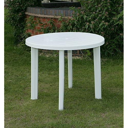 Plastic Patio Table: Amazon.co.uk
