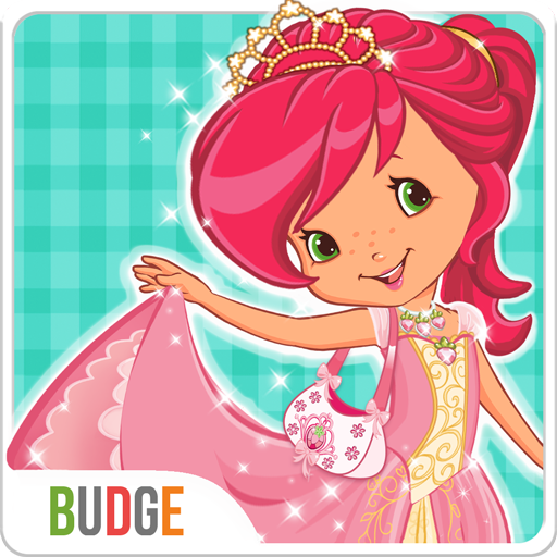 Original Doll Maker - Strawberry Shortcake - Card Maker Dress Up Game for Kids in Preschool and Kindergarten