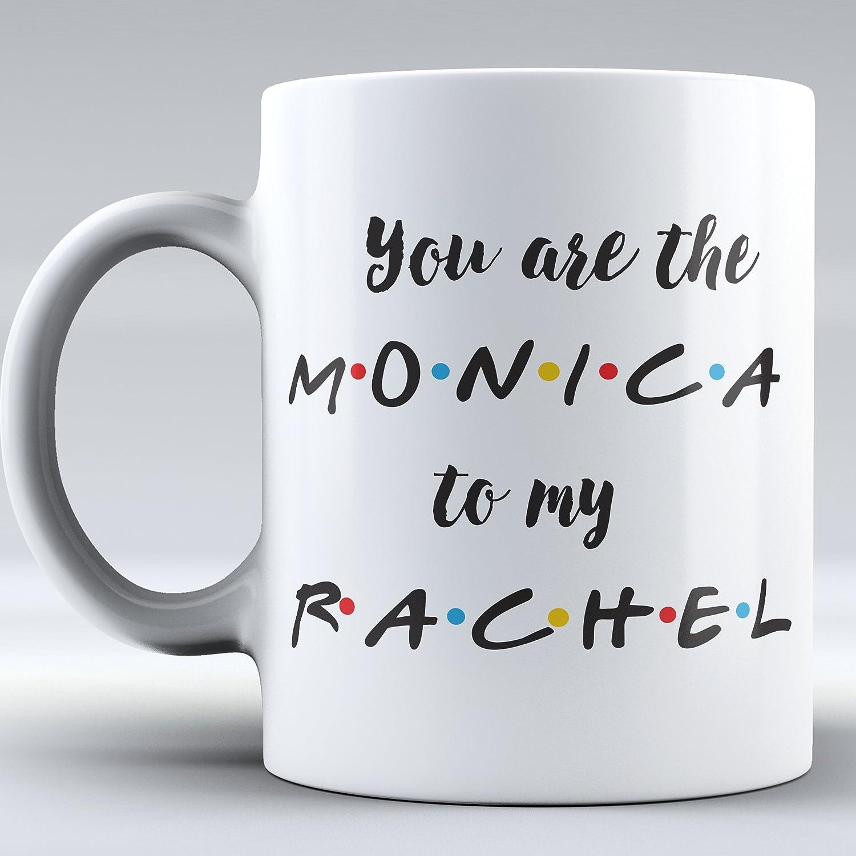 Amazon.com   Custom - Funny Mug - FRIENDS TV Show Mug You\'re the ...