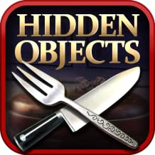 Hidden Objects:  Kitchen from Hell