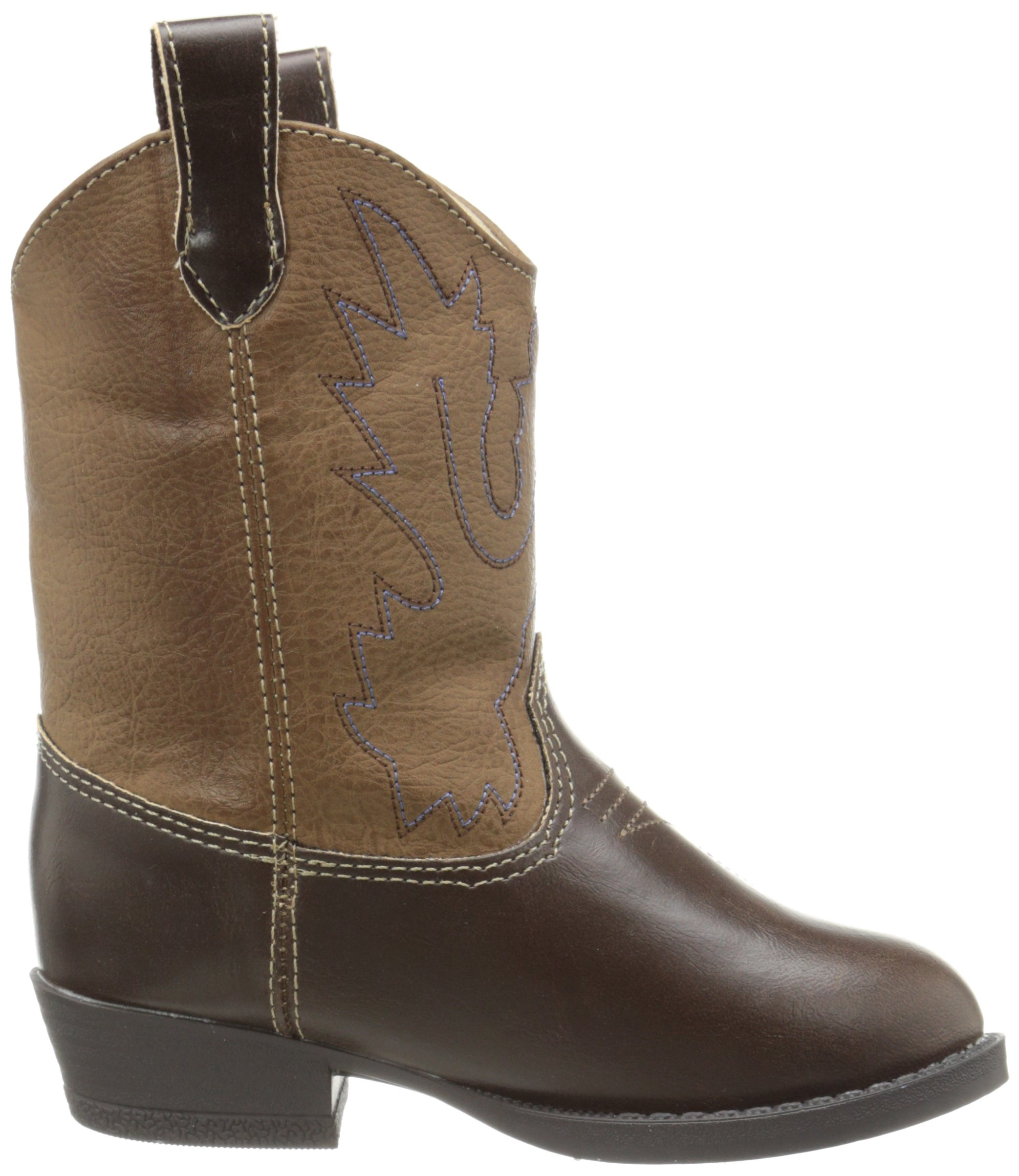 Baby Deer Western Boot (Little Kid), Brown, 11 M US Little Kid by Baby Deer (Image #6)