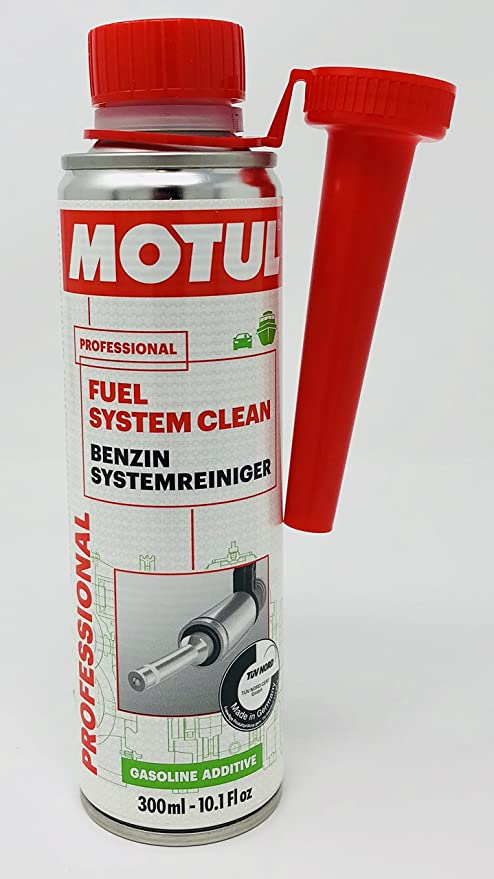 MOTUL Aditivo Combustible Gasolina Professional Fuel System Clean ...