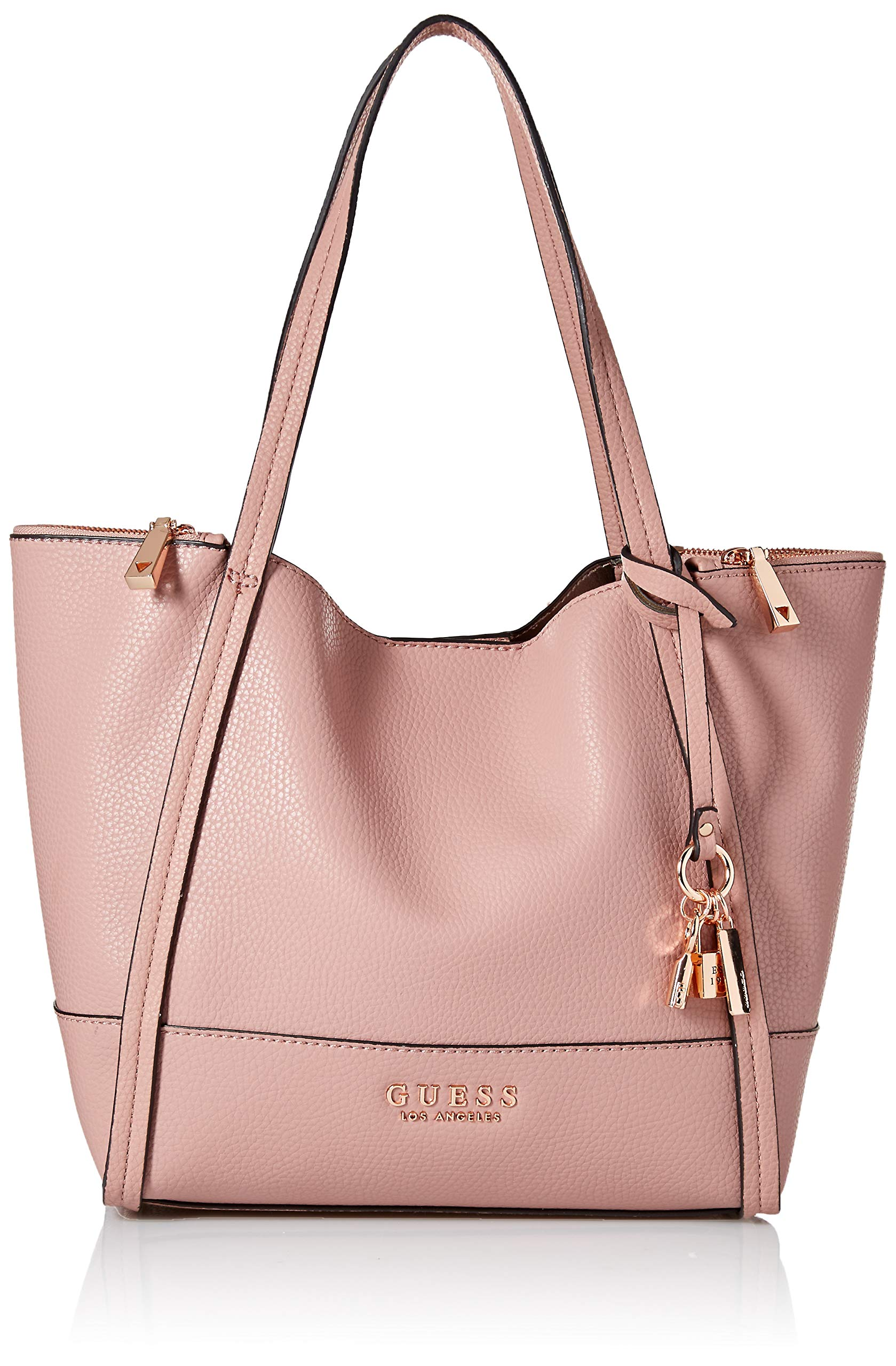 GUESS Heidi Rosewood Small Tote