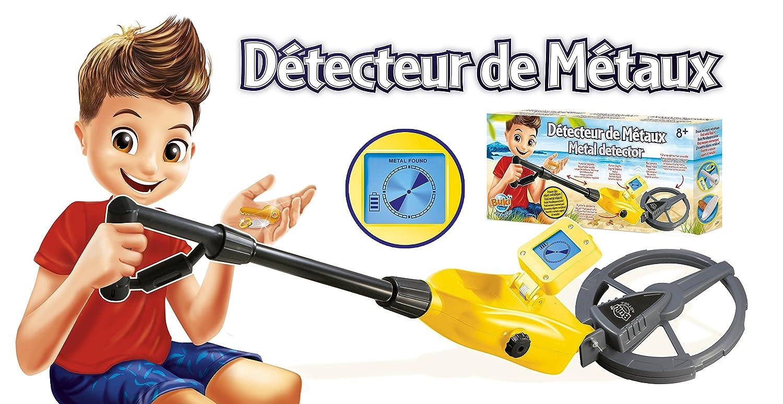 Buki France- Detector de Metales (KT7020D): Amazon.es: Juguetes y ...