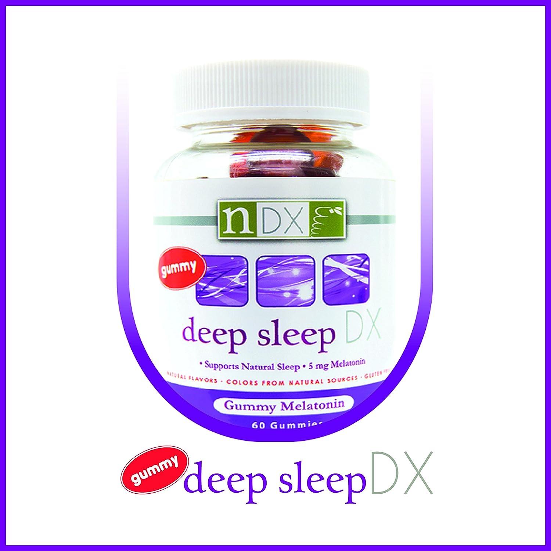 Amazon.com: Sleep DX, Gummy Vitamin, Sleep Support, Supplement, Melatonin Gummies, Supports Natural Sleep, Gluten Free, Vegan, All Natural Ingredients ...