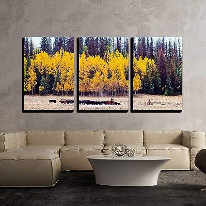 Amazon Com Karola 24 X36 X3 Panels Wall Art Canvas Painting