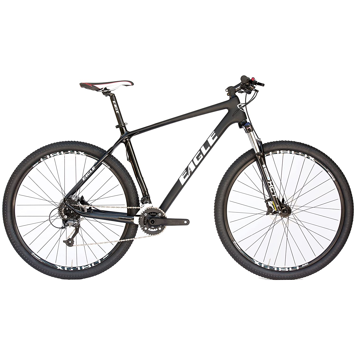 Eagle Patriot Carbon Fiber Mountain Bike Series - Shimano Deore