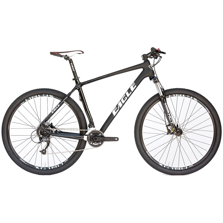 Eagle Patriot Carbon Fiber Mountain Bike Series – Shimano Deore, SRAM GX, SRAM XX1, RockShox Reba SID Suspension