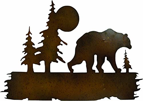 Gardman 8442 Bear Wilderness Wall Art