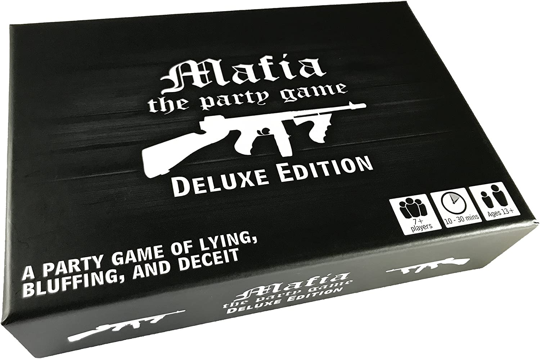 Apostrophe Games Mafia del Juego de Mesa Edición